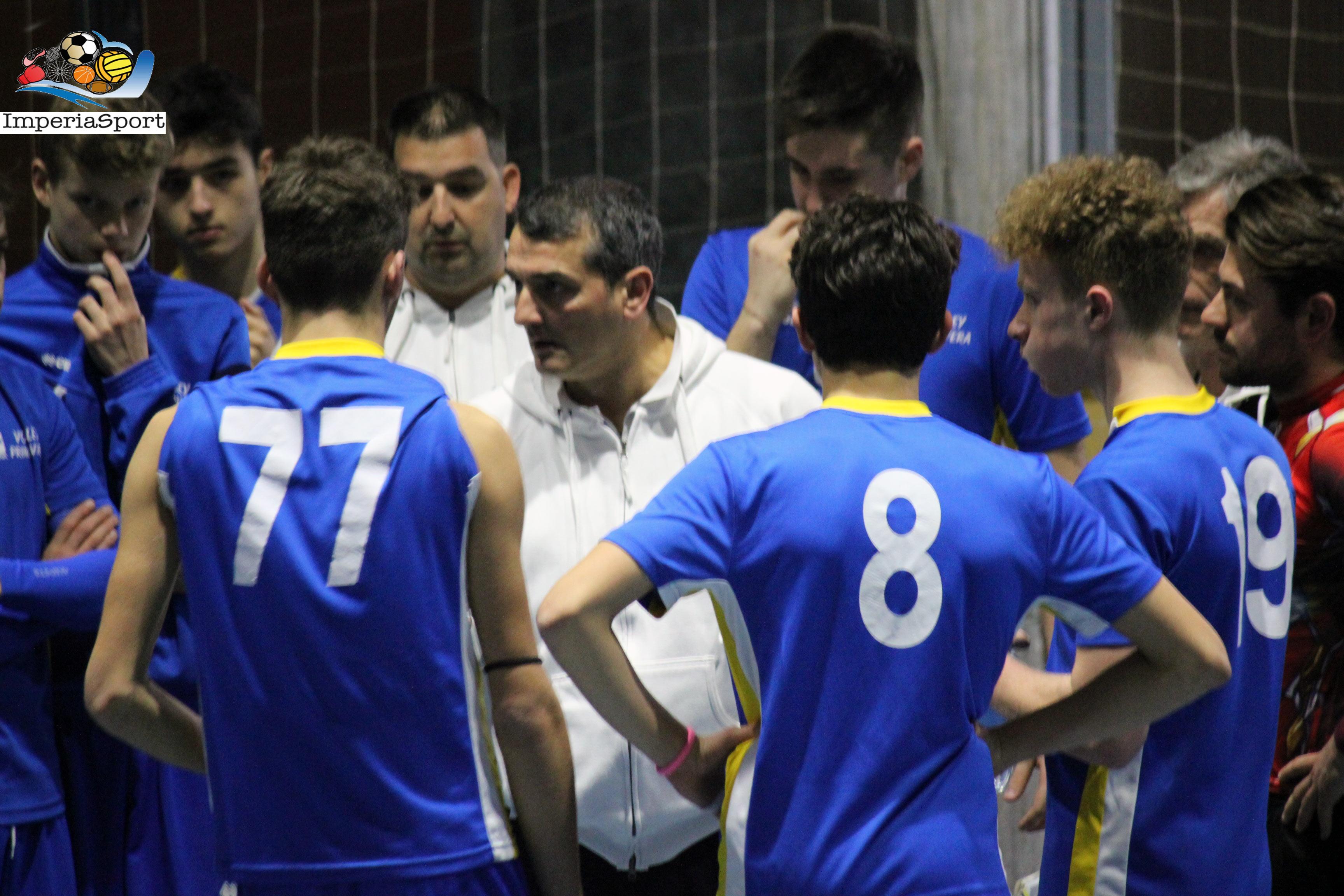 Pallavolo Serie A Maschile Calendario.Pallavolo Volley Primavera Coach Canetti Commenta Il