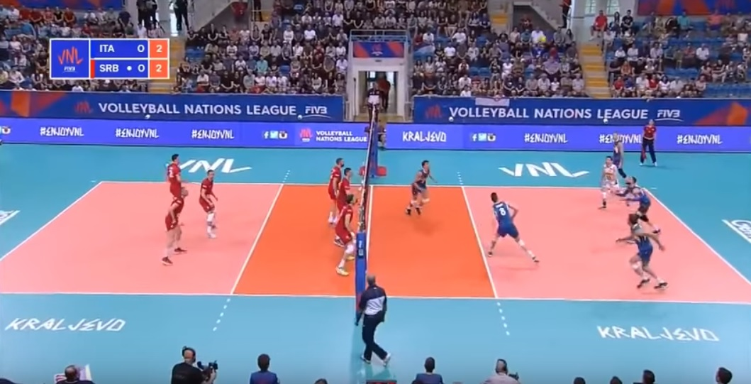 Calendario Volley Maschile.Pallavolo Volley Nations League 2018 Calendario E