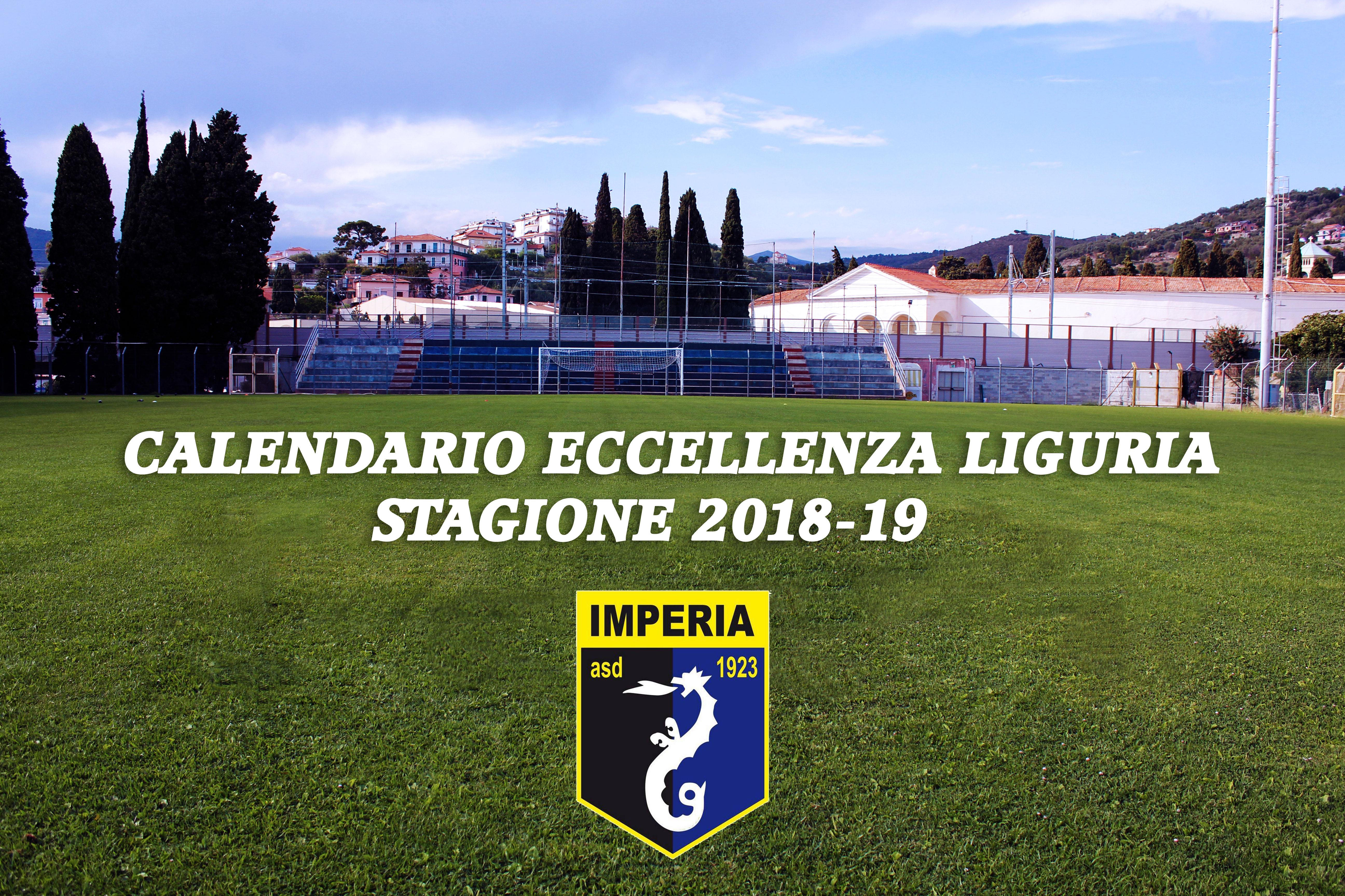 Calendario Eccellenza.Calcio Il Calendario Del Campionato Eccellenza Liguria