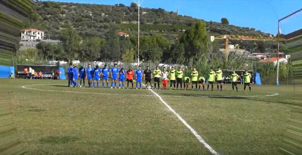 Calcio promozione domenica 14 sanstevese dianese golfo for Sono due in una partita di calcio