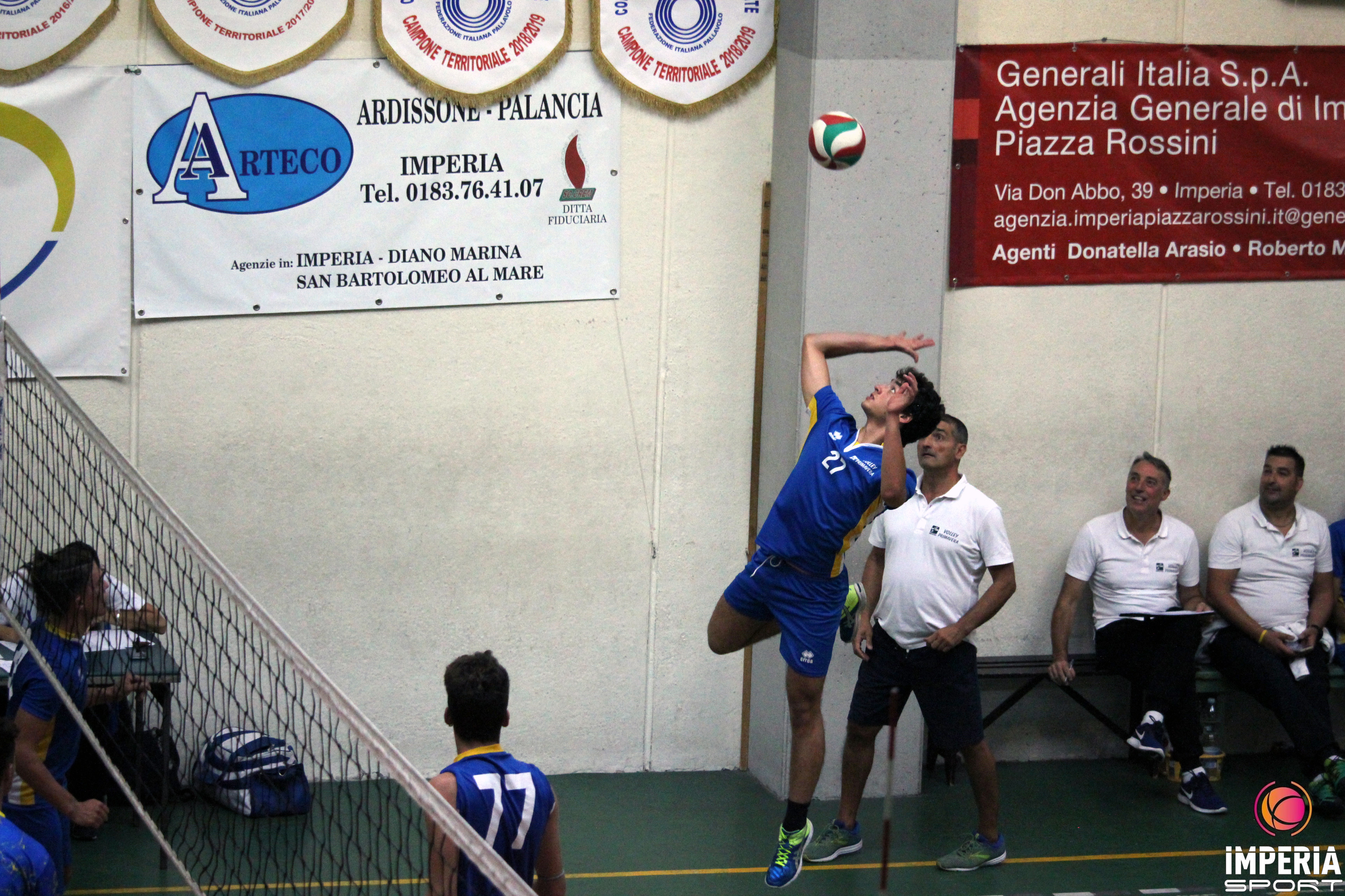 Pallavolo Serie D Maschile Vince Rvs Sanremo Perde Volley Primavera Imperia Tutti I Risultati Imperiasport